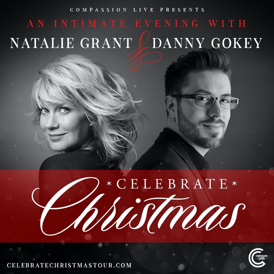 Natalie Grant Christmas Tour 2020 Celebrate Christmas   Orlando, FL   December 4, 2020   Transparent